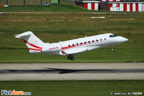 Gulfstream G280 (Valhalla Properties LLC)