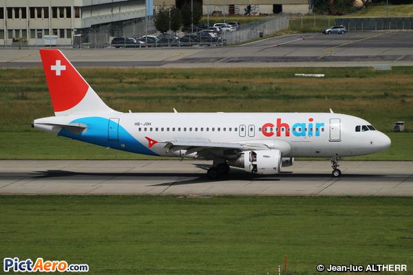 Airbus A319-112 (ch.air)