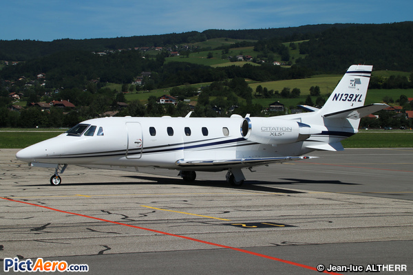Cessna 560XL Citation XLS+ (Textron Aviation)