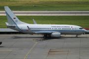 Boeing 737-74V/BBJ (FAC-0001)