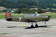 Yakolev Yak-18A (F-AZFG)