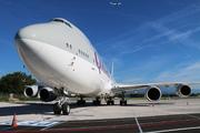 Boeing 747-8KB(BBJ) (A7-HHE)