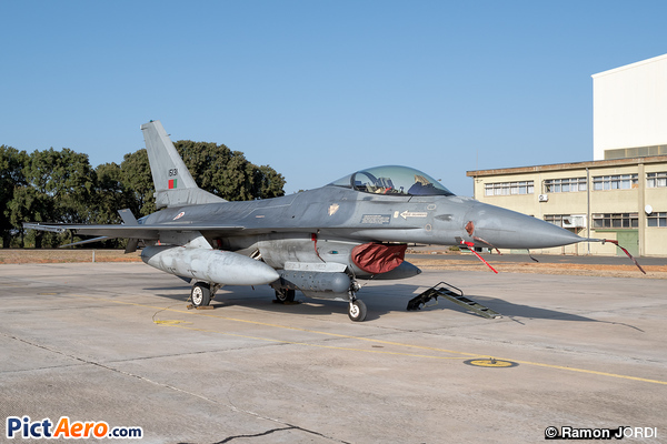 General Dynamics F-16AM Fighting Falcon (Portugal - Air Force)