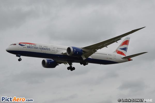 Boeing 787-9 Dreamliner (British Airways)