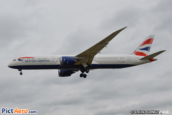 Boeing 787-9 Dreamliner (British Airways)