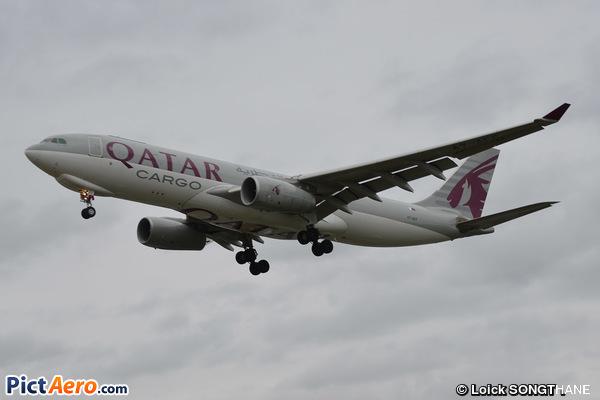 Airbus A330-243F (Qatar Airways Cargo)