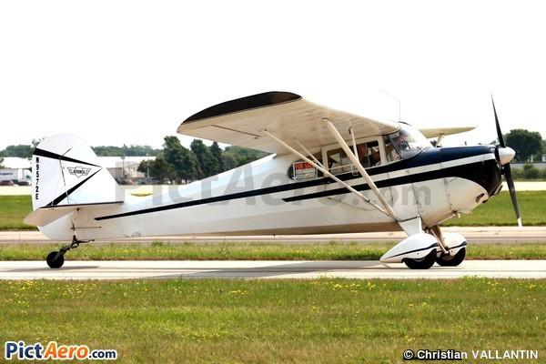 Aeronca 11AC Chief (LEWIS David J )