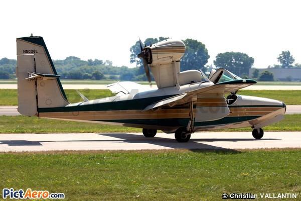 Lake LA-4-200/EP Buccaneer (Northern Skies Aviation Lic)
