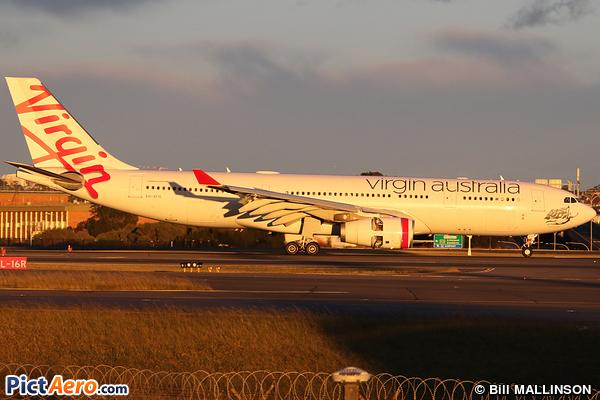 Airbus A330-243 (Virgin Australia)