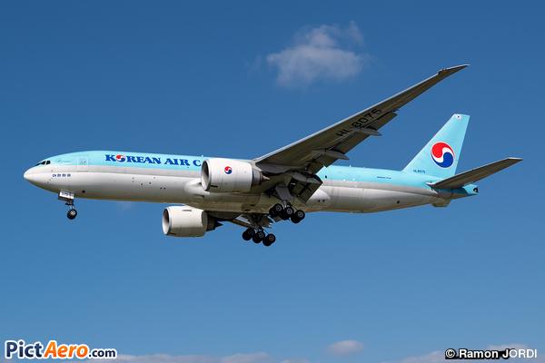 Boeing 777-FEZ (Korean Air Cargo)