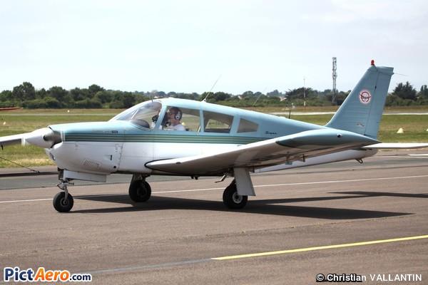 Piper PA-28 R-200 Cherokee Arrow II (Aérodrome de Lognes Emerainville)