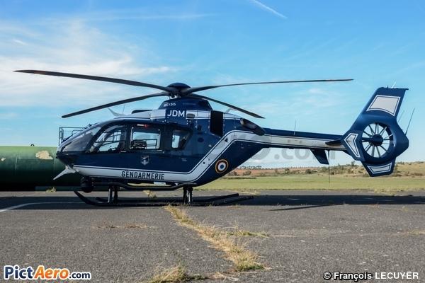 Eurocopter EC-135-T2+ (France - Gendarmerie)