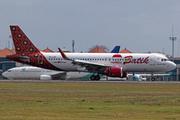 Airbus A320-214/WL  (PK-LUH)