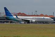 Boeing 737-8U3/WL (PK-GMA)