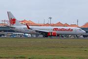 Boeing 737-8GP/WL (9M-LNQ)