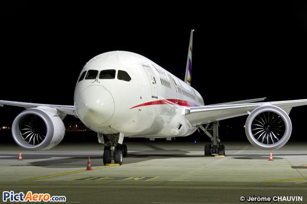 Boeing 787-8 Dreamliner (Deer Jet)