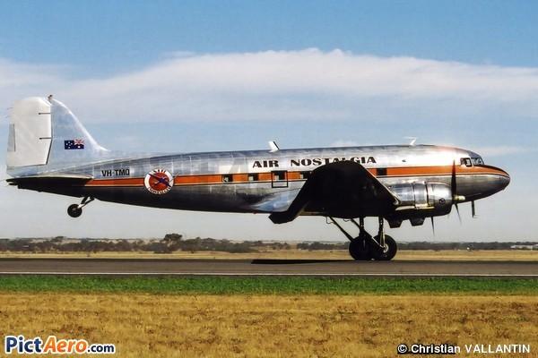 Douglas DC-3C-R-1830-90C Skytrain (Air Nostalgia)