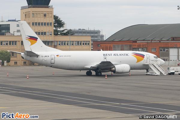 Boeing 737-3Y0SF (West Atlantic Airlines)