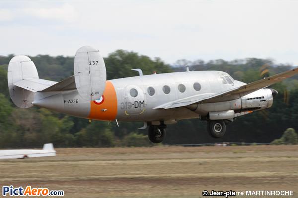 Dassault MD-312 Flamant (Ailes Anciennes d'Alençon)