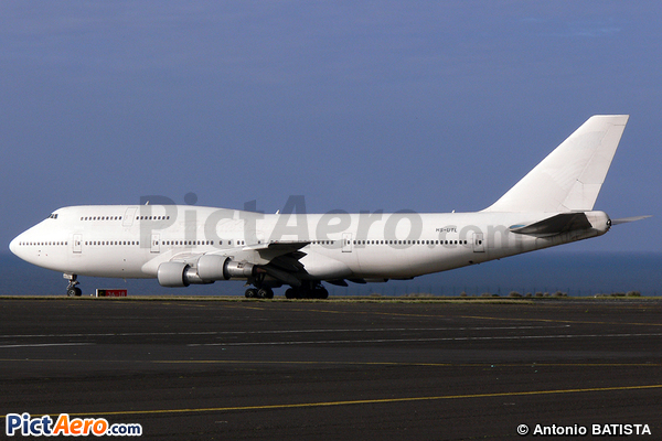 Boeing 747-3B5/SF (One-Two-GO by Orient Thai)