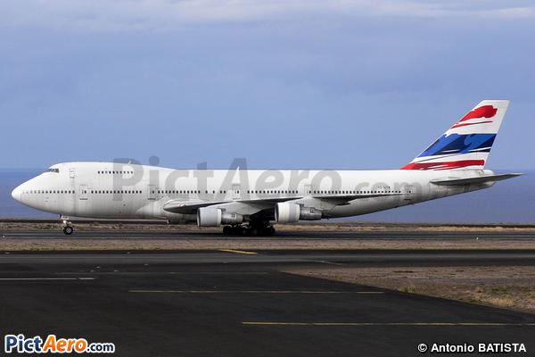 Boeing 747-246B (Orient Thai Airlines)