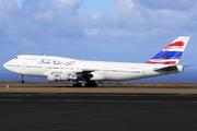 Boeing 747-3B5/SF (HS-UTL)
