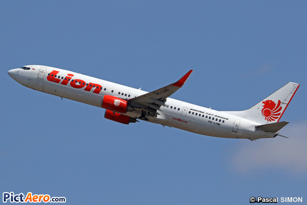Boeing 737-9GP/ER (Lion Air)