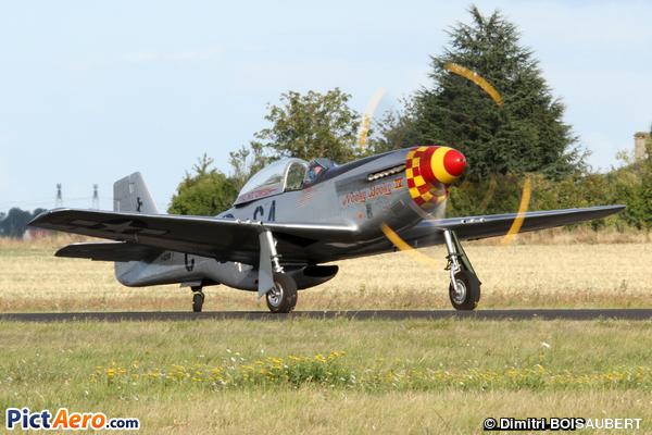 North American P-51D Mustang (SNC Société de Développement et de Promotion de l'Aviation (SDPA))
