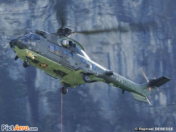 Aérospatiale AS-532UL Cougar (Swiss Air Force)