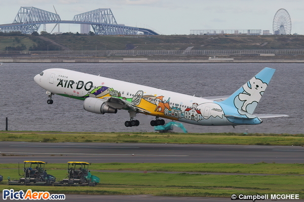 Boeing 767-381 (All Nippon Airways)