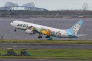 Boeing 767-381 - JA602A