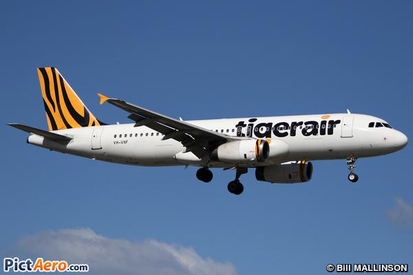 Airbus A320-232 (Tigerair Australia)