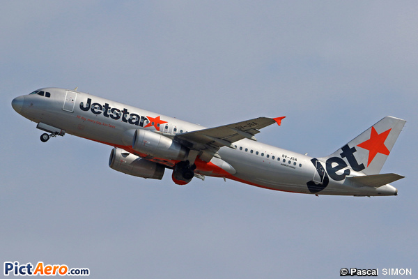 Airbus A320-232 (Jetstar Asia Airways)