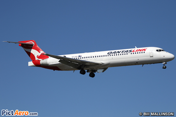 Boeing 717-2BL  (QantasLink (Cobham Aviation Services) )