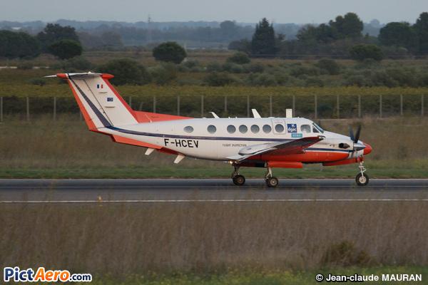 Beech Super King Air 200GT (Direction Générale de l'Aviation Civile (DGAC))