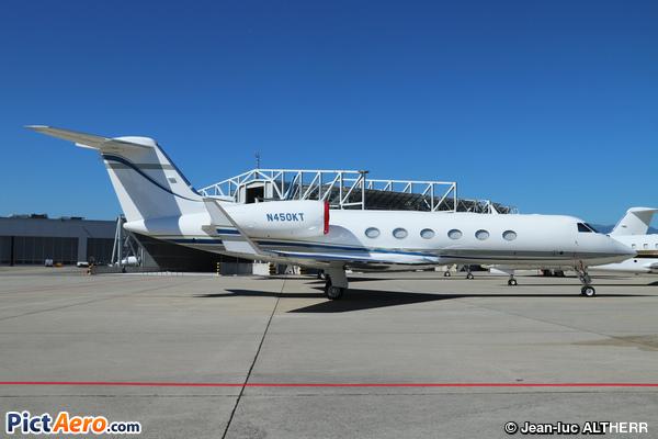 Gulfstream Aerospace G-IV-X Gulfstream G450 (Mockingbird Air LLC)
