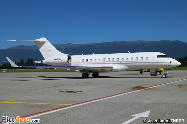 Bombardier BD-700-1A10 Global 6000 (Elit'Avia Malta)