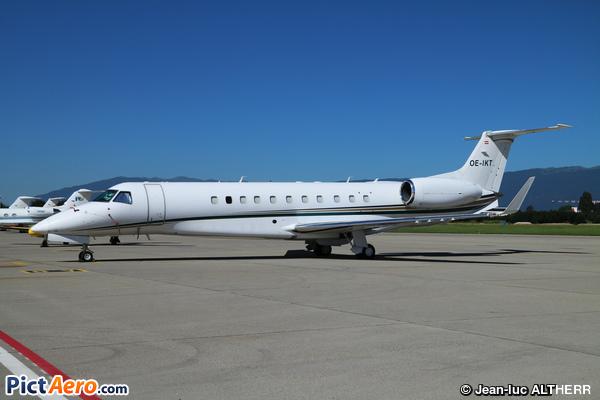Embraer ERJ-135BJ Legacy 600 (International Jet Management)