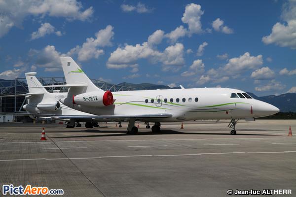 Dassault Falcon 2000EX (Privé / Private)