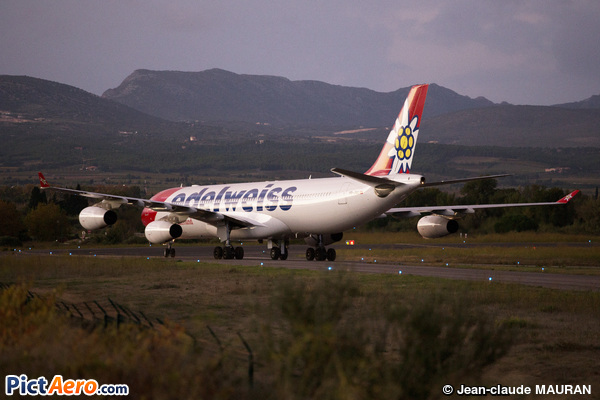 Airbus A340-313X (Edelweiss Air)