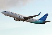 Boeing 737-86N/WL (PK-GFK)