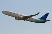 Boeing 737-8U3/WL (PK-GMQ)