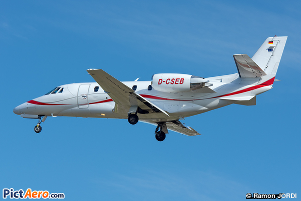 Cessna 560XL Citation XLS+ (Adolf Wüerth GmbH, Niederstetter. Germany)