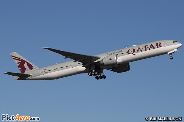 Boeing 777-3DZ/ER (Qatar Airways)