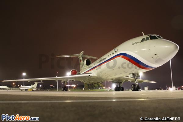 Tupolev Tu-154M (Russia - Air Force)