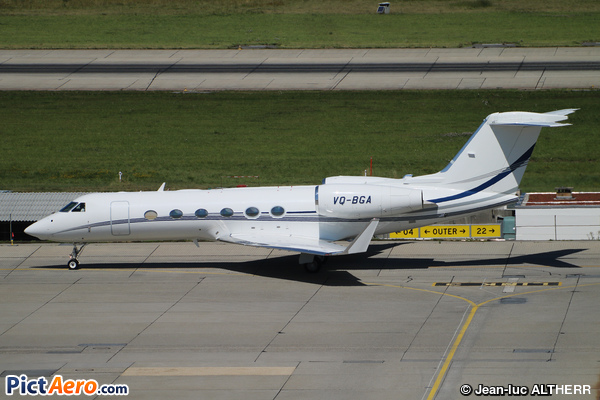 Gulfstream Aerospace G-IV-X Gulfstream G450 (Privé )