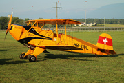 Bucker Bu-131A Jungmann (HB-UUL)