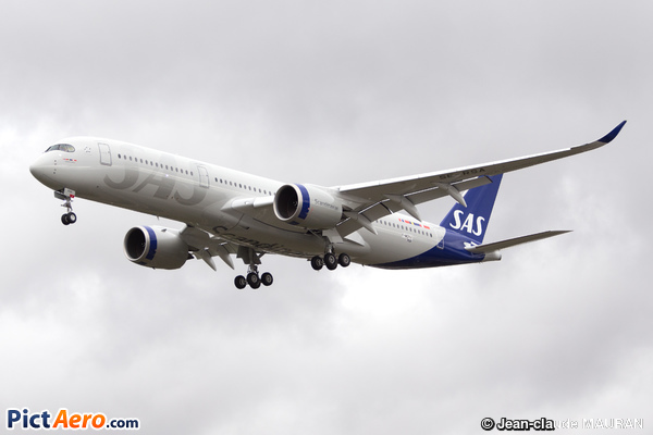 Airbus A350-941 (Scandinavian Airlines (SAS))