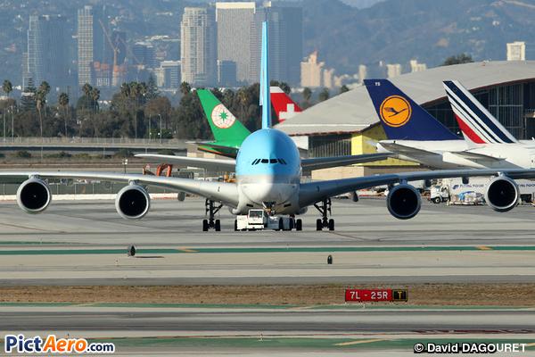 Airbus A380-861 (Korean Air)