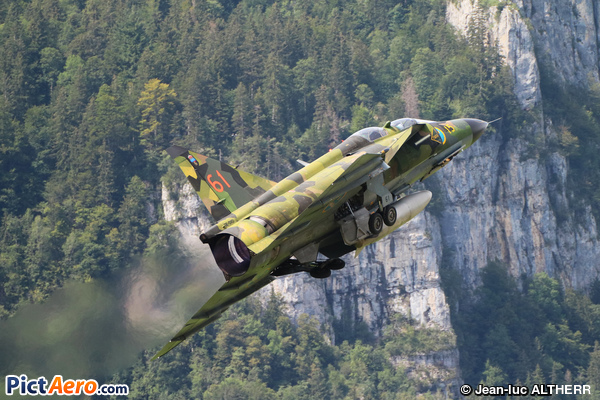 Saab SK-37E Viggen (Sweden - Swedish Air Force Historic Flight)